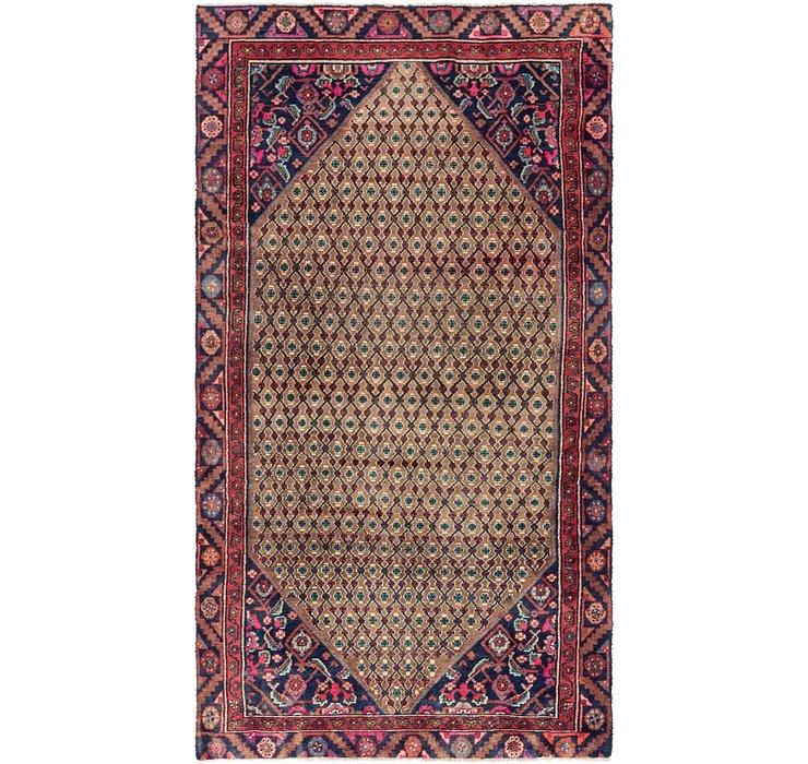 4' 5 x 8' 3 Koliaei Persian Rug