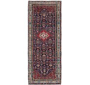Link to 127cm x 345cm Hossainabad Persian Runner Rug