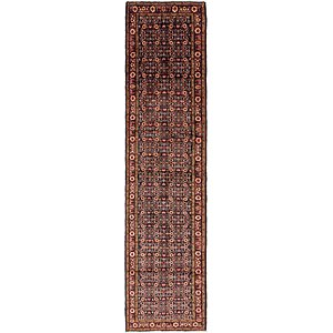 HandKnotted 3' 9 x 15' 8 Malayer Persian Runner ...