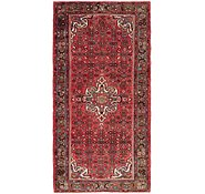 Link to 157cm x 320cm Hossainabad Persian Runner Rug