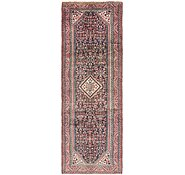 Link to 3' 8 x 10' 9 Hossainabad Persian Runner Rug