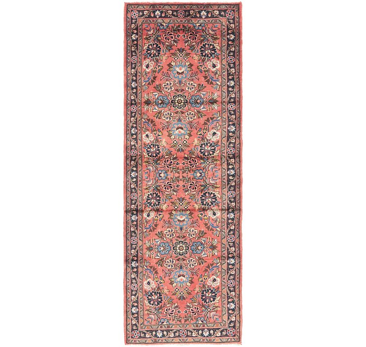 90cm x 295cm Borchelu Persian Runner...