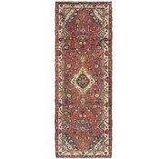 Link to 3' 7 x 10' Hamedan Persian Runner Rug