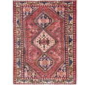 Link to 5' x 6' 5 Hamedan Persian Rug