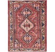 Link to 152cm x 195cm Hamedan Persian Rug