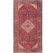 Link to 5' 5 x 9' 9 Hossainabad Persian Runner Rug