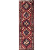 Link to 3' 3 x 10' 8 Gholtogh Persian Runner Rug