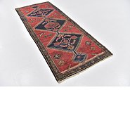 Link to 3' x 7' 4 Zanjan Persian Runner Rug
