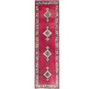 Link to 3' 4 x 11' 2 Tabriz Persian Runner Rug