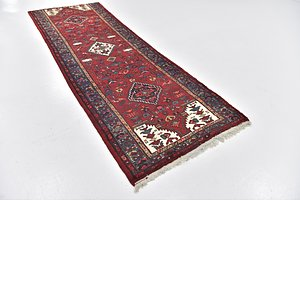 Link to 3' 3 x 9' 9 Khamseh Persian Runner ... item page