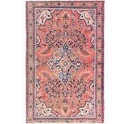 Link to 4' x 6' 4 Borchelu Persian Rug