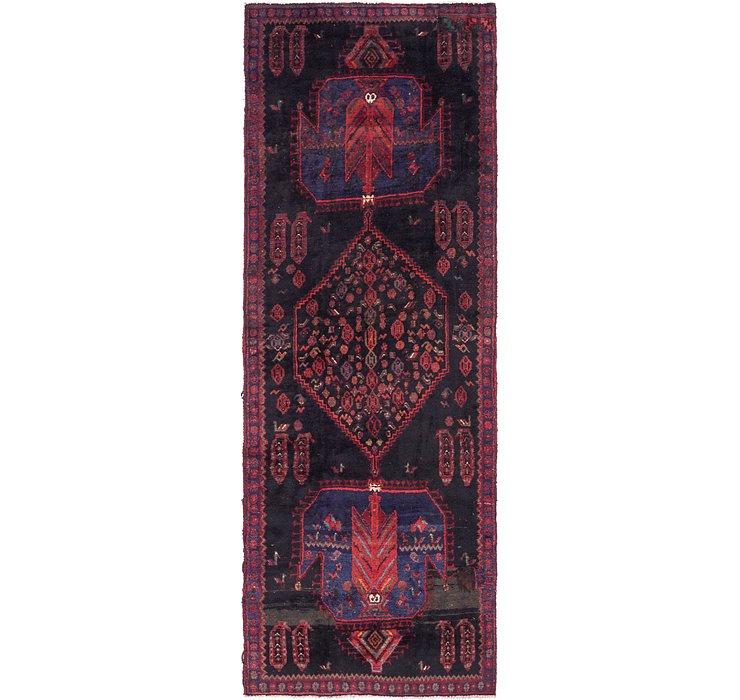 4' 2 x 11' 8 Sirjan Persian Runner Rug