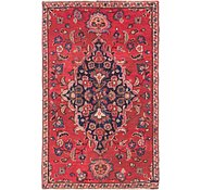 Link to 3' 5 x 5' 7 Tabriz Persian Rug