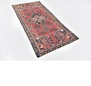 Link to 3' x 6' 4 Khamseh Persian Runner Rug