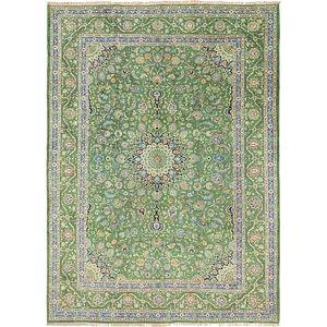 9' 10 x 13' 6 Kashmar Persian Rug