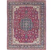 Link to 10' 6 x 13' Mashad Persian Rug