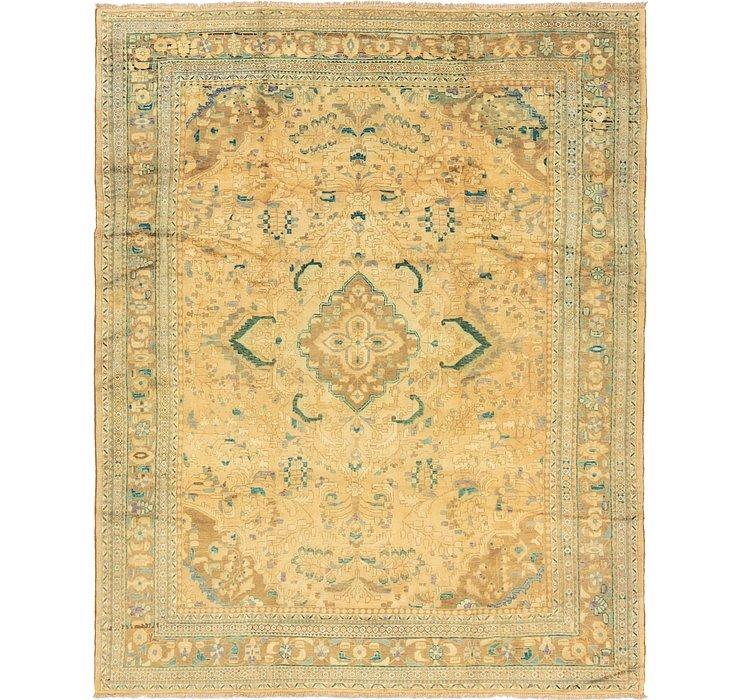 10' x 12' 5 Hamedan Persian Rug