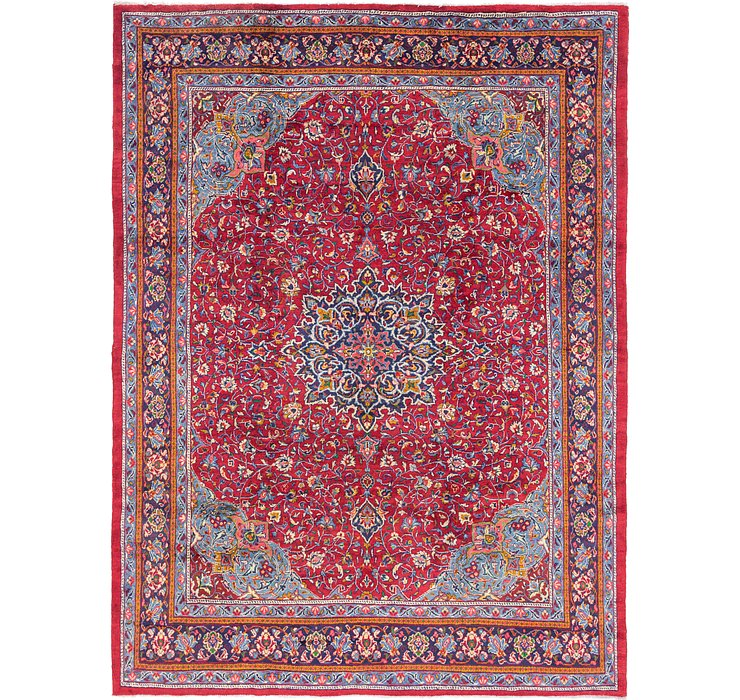10' x 13' 3 Sarough Persian Rug