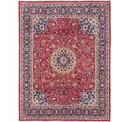 Link to 9' 9 x 12' 9 Sarough Persian Rug