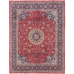 Link to 9' 9 x 12' 9 Sarough Persian Rug item page