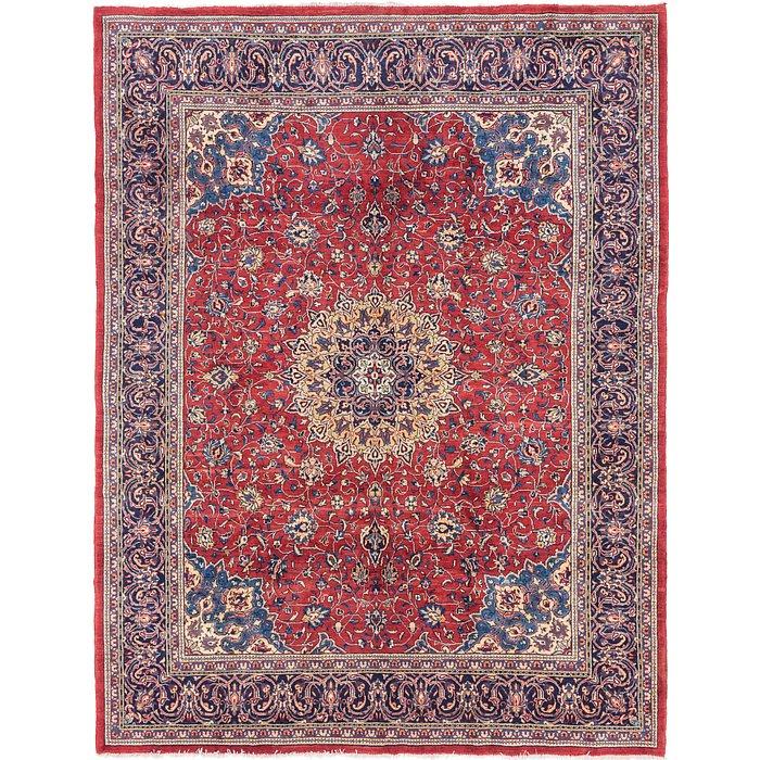 9' 9 x 12' 9 Sarough Persian Rug