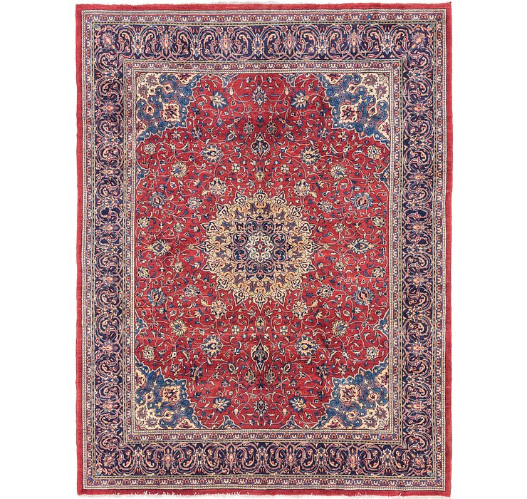 9' 9 x 12' 9 Sarough Persian Rug