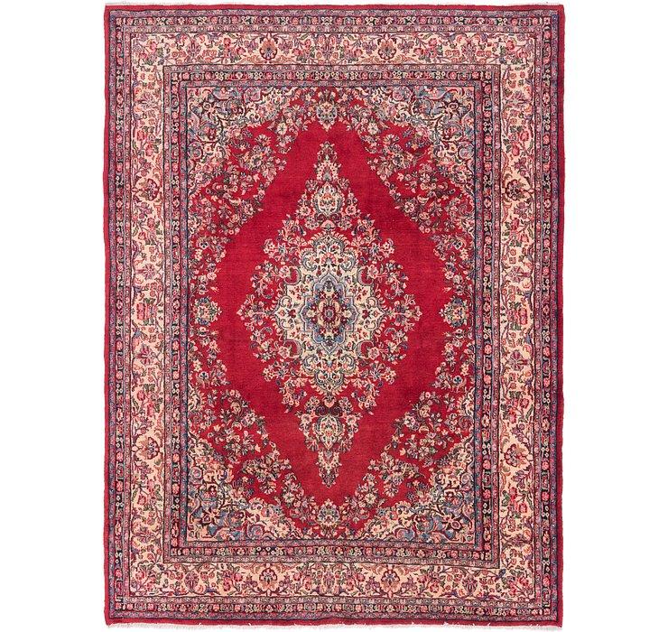 9' x 12' Shahrbaft Persian Rug