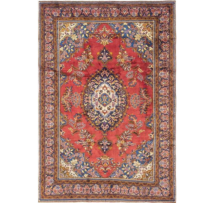 7' 6 x 10' 10 Tabriz Persian Rug