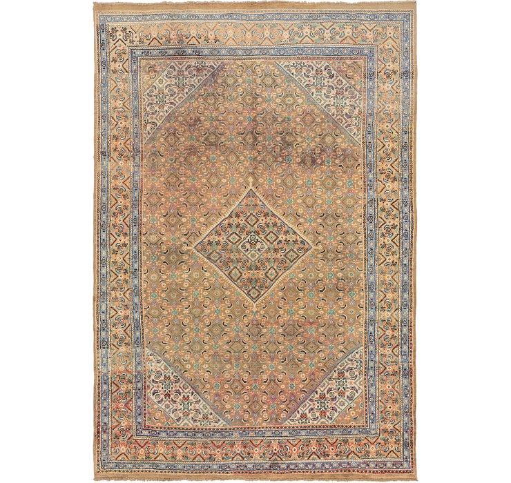 8' 7 x 12' 10 Farahan Persian Rug