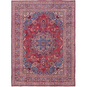 Link to 8' 2 x 11' Tabriz Persian Rug item page