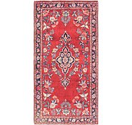 Link to 4' 5 x 8' 9 Farahan Persian Runner Rug