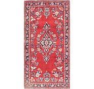 Link to 4' 5 x 8' 9 Farahan Persian Runner Rug