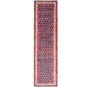 Link to 110cm x 427cm Malayer Persian Runner Rug