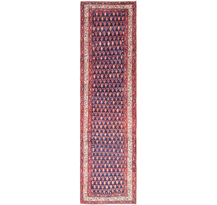 3' 7 x 14' Malayer Persian Runner ...