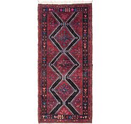 Link to 4' 7 x 10' 4 Chenar Persian Runner Rug