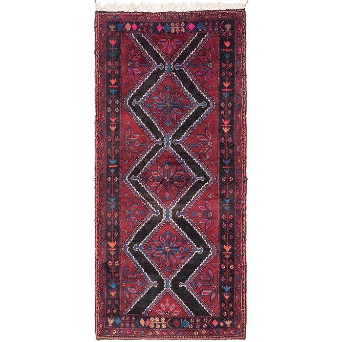 4' 7 x 10' 4 Chenar Persian Runner Rug
