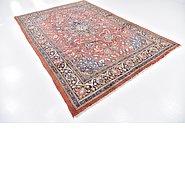 Link to 7' x 10' 6 Sarough Persian Rug