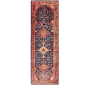 Link to 157cm x 493cm Nahavand Persian Runner Rug