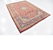 Link to 3' 5 x 9' 6 Mashad Persian Runner Rug