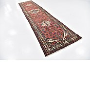 Link to 2' 7 x 16' Hossainabad Persian Runner Rug