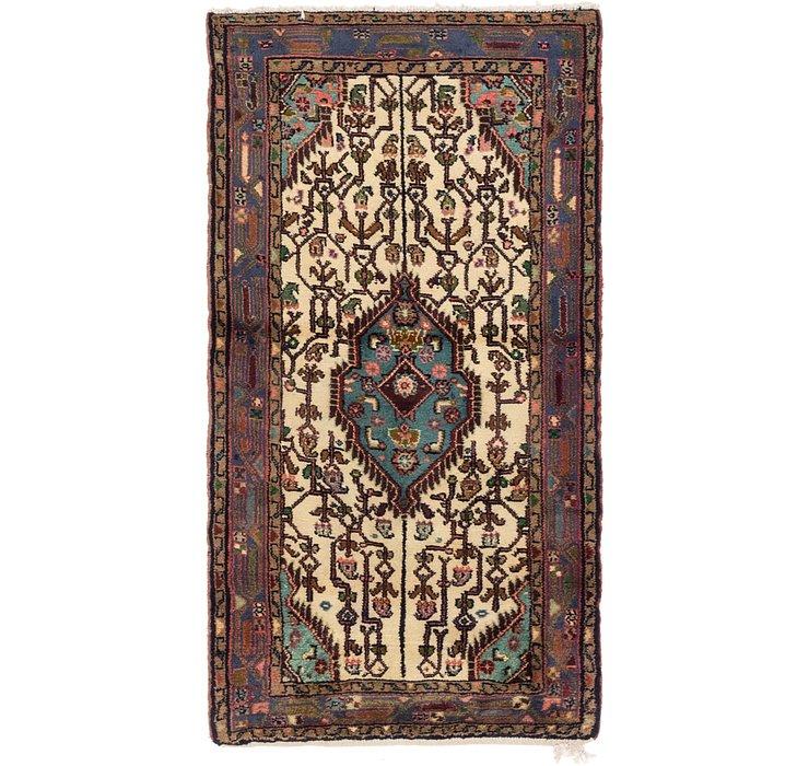 2' 9 x 5' 2 Tuiserkan Persian Rug