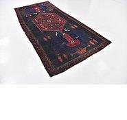Link to 4' 9 x 10' 7 Zanjan Persian Runner Rug