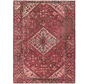 Link to 5' 6 x 7' 4 Hossainabad Persian Rug