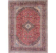 Link to 9' 6 x 12' 7 Kashan Persian Rug