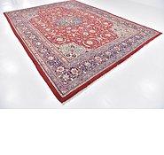 Link to 9' 7 x 13' Sarough Persian Rug