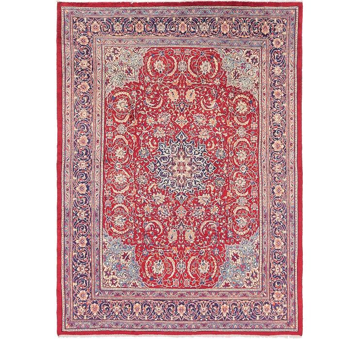 9' 7 x 13' Sarough Persian Rug