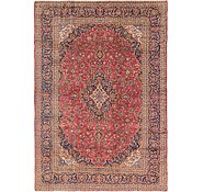Link to 9' 6 x 13' 7 Kashan Persian Rug