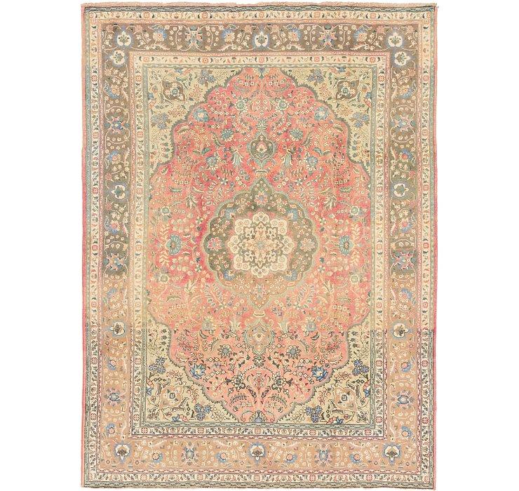 8' 5 x 11' 5 Tabriz Persian Rug