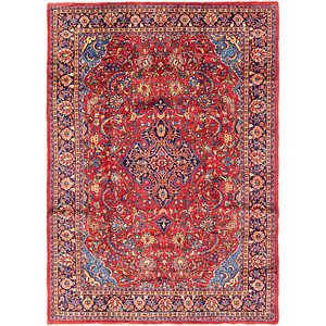 8' 8 x 12' Golpayegan Persian Rug