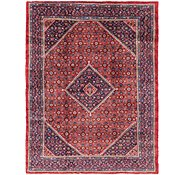Link to 10' x 12' 7 Farahan Persian Rug